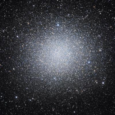 Omega Centauri, Globular Cluster in Centaurus, NGC 5139