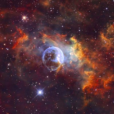 The Bubble Nebula (NGC 7635)