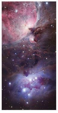 The Sword of Orion by Robert Gendler