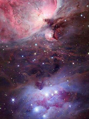 The Sword Region of the Constellation Orion, the Hunter