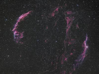 The Veil Supernova Remnant in Cygnus
