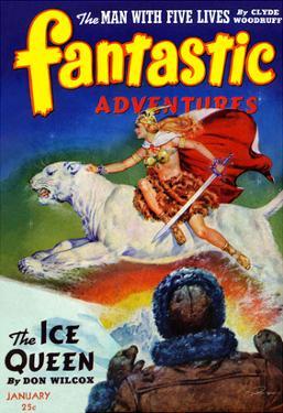 The Ice Queen by Robert Gibson Jones