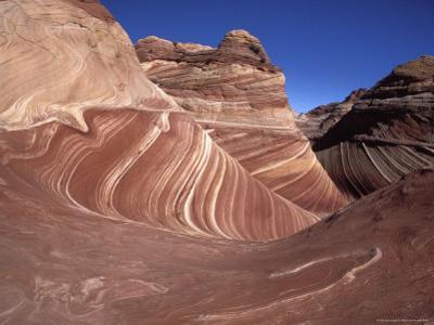 Coyote Butte Sandstone Wave, UT