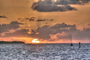 Key West Sunrise II by Robert Goldwitz
