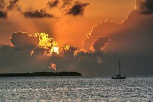 Key West Sunrise IV by Robert Goldwitz