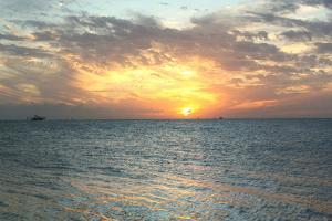 Key West Sunset VII by Robert Goldwitz