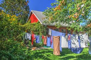 Laundry Line by Robert Goldwitz