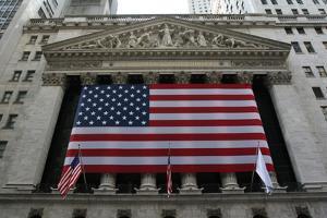 New York Stock Exchange by Robert Goldwitz