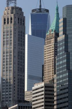 NYC Financial District by Robert Goldwitz