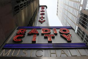 Radio City Music Hall by Robert Goldwitz
