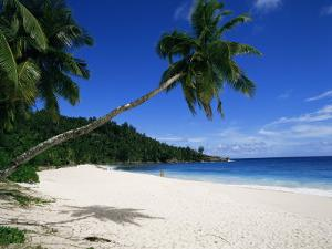 Anse Interdance, Mahe Island, Seychelles, Indian Ocean, Africa by Robert Harding