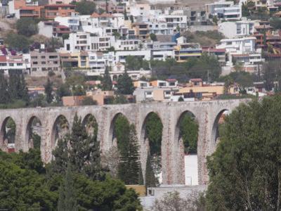 Aqueduct Built in the 1720S and 1730S, Santiago De Queretaro, Queretaro State, Mexico by Robert Harding