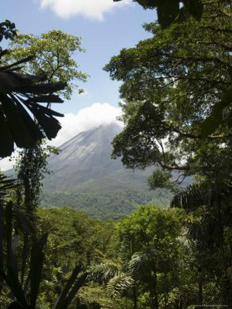 Arenal Volcano, Arenal, Costa Rica by Robert Harding