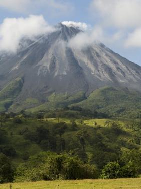 Arenal Volcano from the La Fortuna Side, Costa Rica by Robert Harding