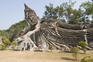 Buddha Park, Near Vientiane, Laos by Robert Harding