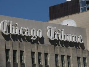 Chicago Tribune Newpaper Group, Chicago, Illinois, United States of America, North America by Robert Harding