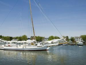 Dogwood Harbour, Tilghman Island, Talbot County, Chesapeake Bay Area, Maryland, USA by Robert Harding