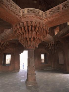Fatehpur Sikri, Built by Akbar in 1570 as His Administrative Capital, India by Robert Harding