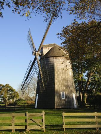 Gardiner Windmill, East Hampton, the Hamptons, Long Island, New York State, USA by Robert Harding