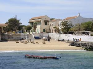 Goree Island Famous for its Role in Slavery, Near Dakar, Senegal, West Africa, Africa by Robert Harding