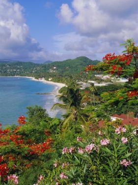 Grand Anse Beach, Grenada, Caribbean, West Indies by Robert Harding