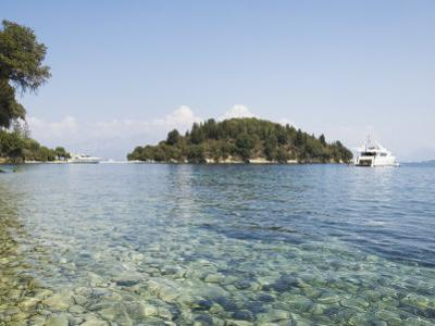 Island of Skorpios Owned by the Onassis Family, Near Lefkada, Ionian Islands, Greece by Robert Harding