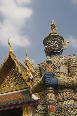 Royal Palace, Bangkok, Thailand by Robert Harding