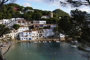 Sa Tuna, Near Begur, Costa Brava, Catalonia, Spain, Mediterranean, Europe by Robert Harding