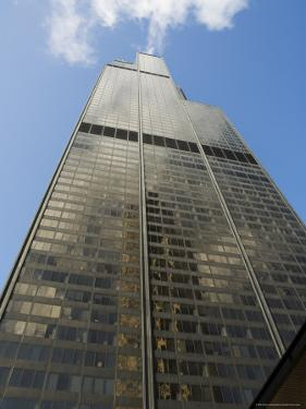 Sears Tower, Chicago, Illinois, USA by Robert Harding
