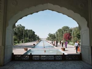 Shalimar Gardens, Unesco World Heritage Site, Lahore, Punjab, Pakistan by Robert Harding