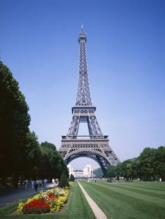 The Eiffel Tower, Paris, France by Robert Harding