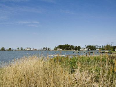 Tilghman Island, Talbot County, Chesapeake Bay Area, Maryland, USA