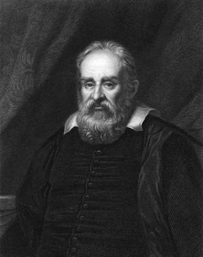 Galileo Galilei, Italian Astronomer by Robert Hart