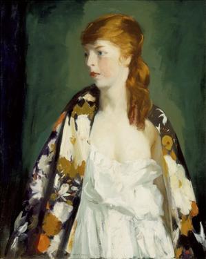 Edna by Robert Henri