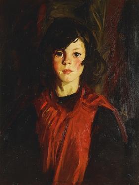 Mary Ann (Mollie), 1926 by Robert Henri