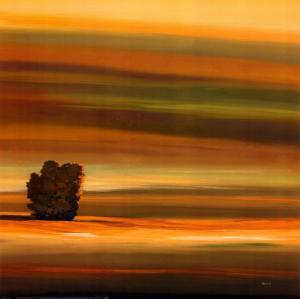 Fields of Green I by Robert Holman