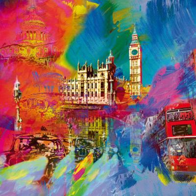 London by Robert Holzach