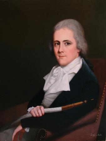 Portrait of John Buller of Trenant, Cornwall, 1790s