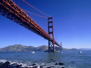 Golden Gate Bridge, San Francisco, CA by Robert Houser