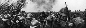 Battle of Verdun 1916 by Robert Hunt
