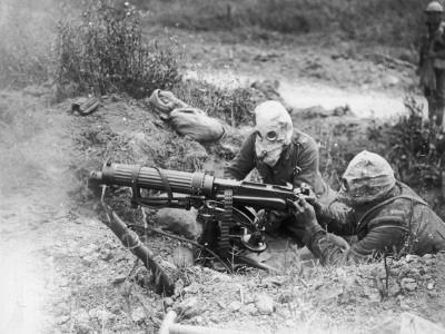 Machine Gunners 1916