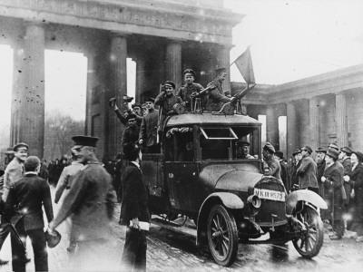 Spartacus Uprising, Germany