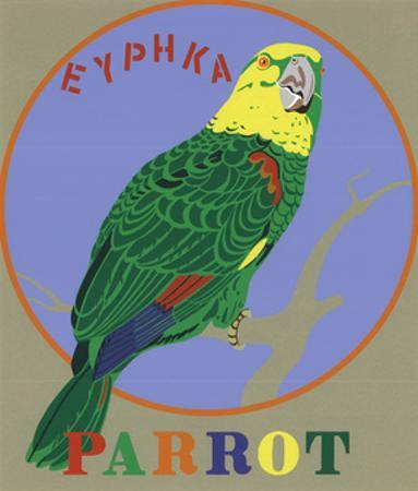 Parrot by Robert Indiana