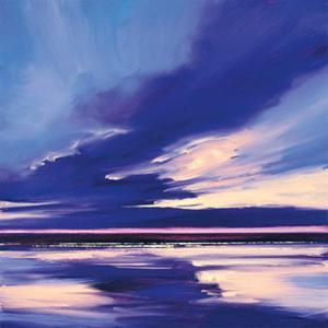 Blue Night II by Robert J. Ford