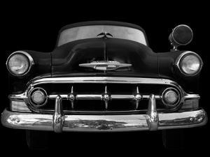 Black and White Classic Ride by Robert Jones