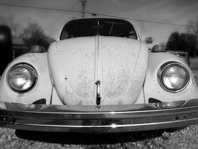 Vintage Bug by Robert Jones