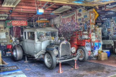 Olsens Garage