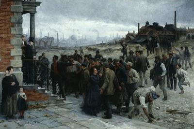 The Strike (Pittsburgh, 1877), 1886