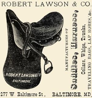 Robert Lawson and Co. Manufacturers