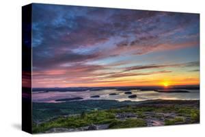 Acadia Sunrise by Robert Lott